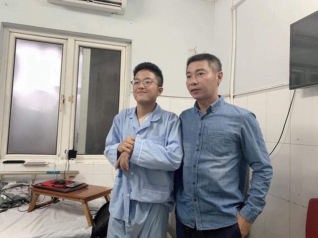 Con trai Công Lý và các quý tử  điển trai, cao nổi bật của nghệ sĩ Việt - Ảnh 3.
