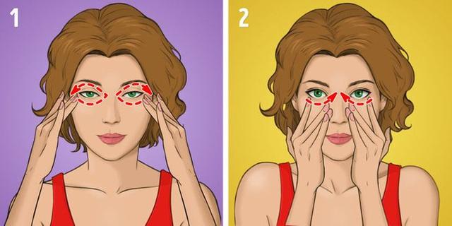 Được coi là phương pháp giúp khuôn mặt trẻ hơn 10 tuổi mà không tốn kém, chị em tiếc gì 5 phút mỗi ngày mà không thực hiện ngay - Ảnh 4.