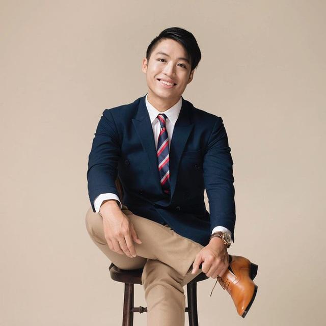 Con trai Công Lý và các quý tử  điển trai, cao nổi bật của nghệ sĩ Việt - Ảnh 5.