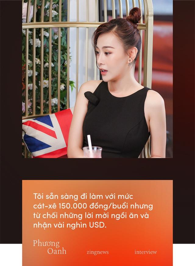 Quỳnh búp bê Phương Oanh: Tôi đã kiệt sức và sẽ tạm dừng đóng phim - Ảnh 10.