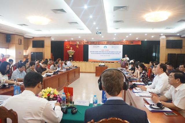 Cần giải pháp nâng cao sức khỏe cho người di cư Việt Nam - Ảnh 2.