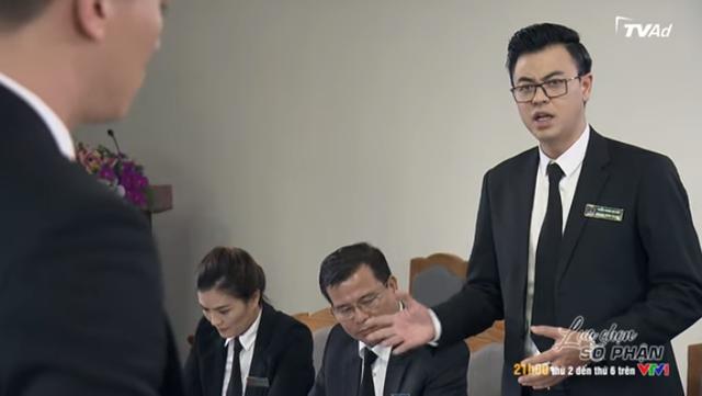 Áp lực của Tuấn Tú khi lần đầu vào vai một thẩm phán phản diện - Ảnh 1.