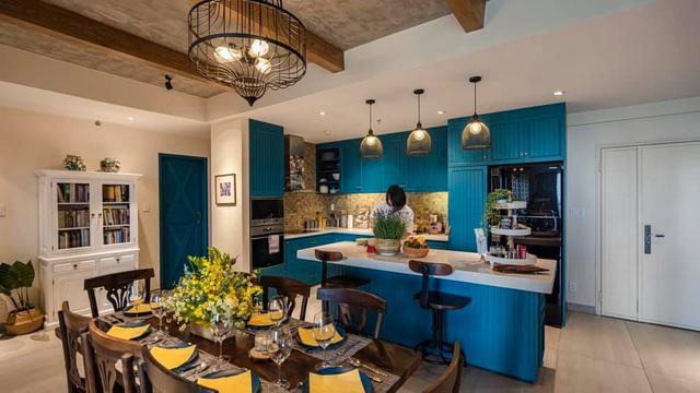 Những căn bếp với không gian xanh mướt, tuyệt đẹp, đảm bảo chị em vừa nhìn chỉ muốn lao vào nấu nướng ngay - Ảnh 5.