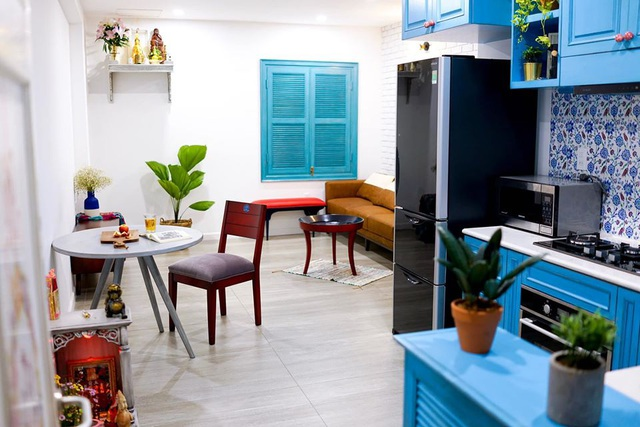 Những căn bếp với không gian xanh mướt, tuyệt đẹp, đảm bảo chị em vừa nhìn chỉ muốn lao vào nấu nướng ngay - Ảnh 8.