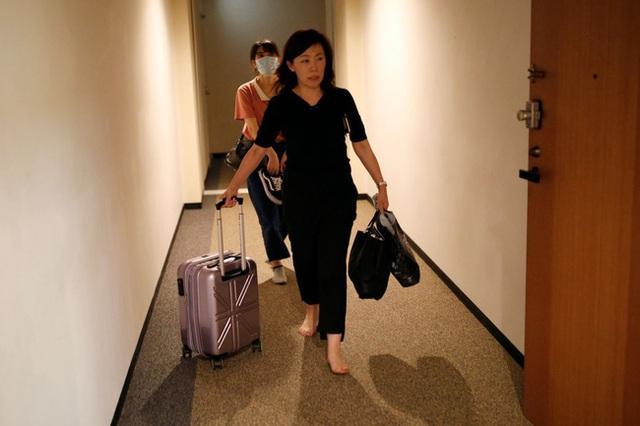 Tin nhắn cầu xin sự giúp đỡ của nữ lao động người Việt bị mất việc tại Nhật Bản và tình người ấm lòng tại ngôi chùa giữa đại dịch - Ảnh 1.