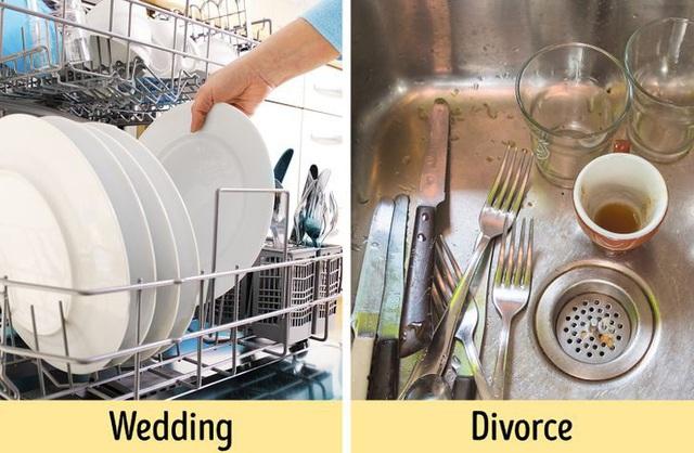 9 lý do kỳ lạ và ngớ ngẩn khiến các cặp đôi quyết định ly hôn - Ảnh 1.