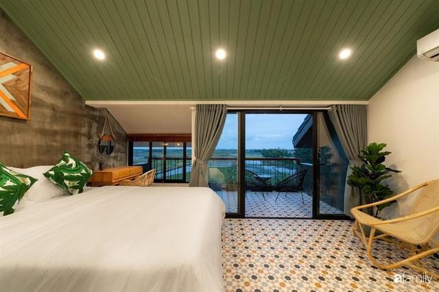 Với chi phí 3 tỉ đồng, gia đình trẻ hoàn thiện căn nhà với nội thất theo tiêu chuẩn khách sạn 4 sao ở Hội An - Ảnh 12.