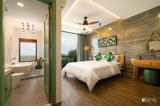 Với chi phí 3 tỉ đồng, gia đình trẻ hoàn thiện căn nhà với nội thất theo tiêu chuẩn khách sạn 4 sao ở Hội An - Ảnh 8.