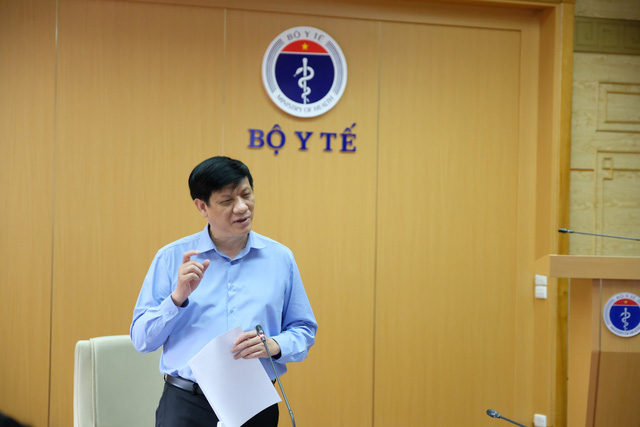 Quyền Bộ trưởng Bộ Y tế: Không được phép bỏ sót khi rà soát người liên quan Đà Nẵng - Ảnh 3.