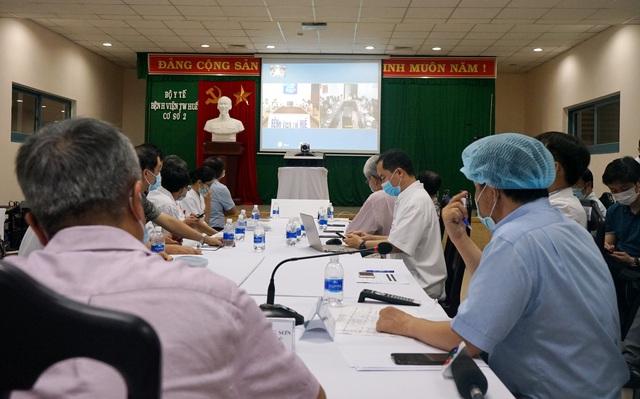 BV Trung ương Huế trở thành hậu phương vững chắc cho tuyến đầu Đà Nẵng - Ảnh 5.