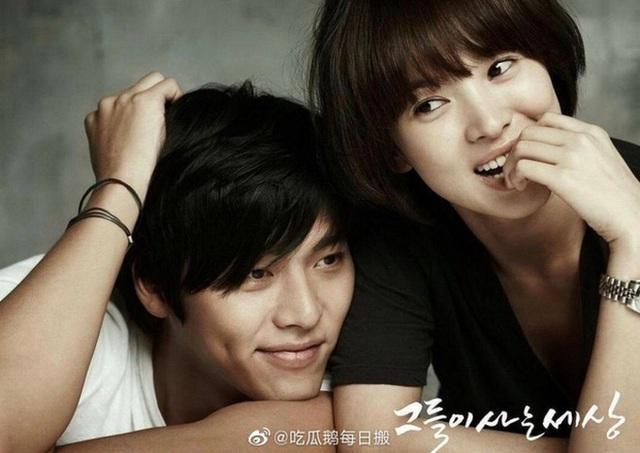 Sự thật chuyện Song Hye Kyo sống chung với Hyun Bin - Ảnh 1.