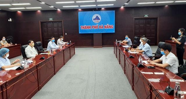 Chủ tịch UBND TP Đà Nẵng: Chắc chắn sẽ chiến thắng đợt dịch này - Ảnh 3.