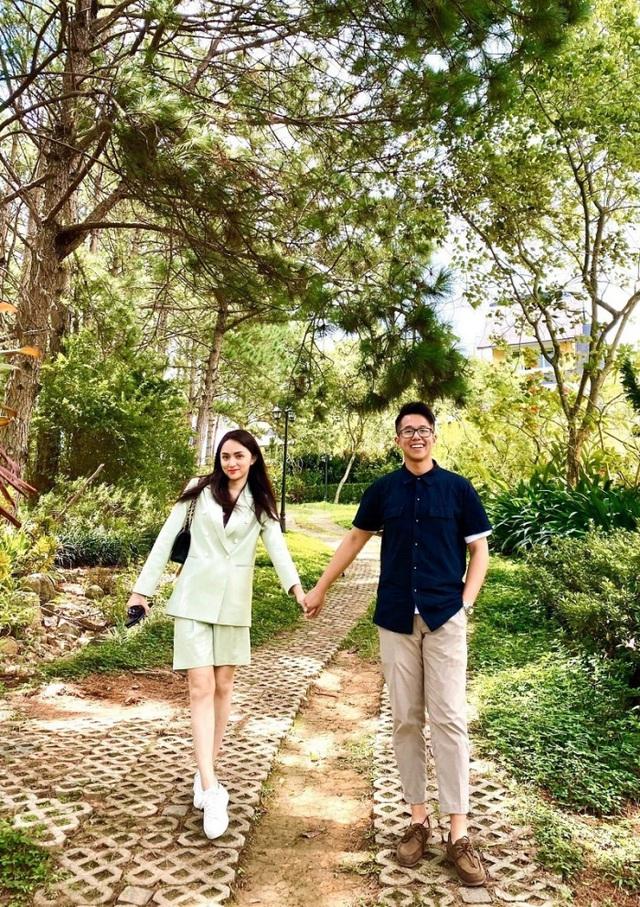 """""""Bội thực"""" thông tin hẹn hò CEO Matt Liu, Hương Giang khẳng định sẽ kín đáo để bảo vệ hạnh phúc - Ảnh 1."""
