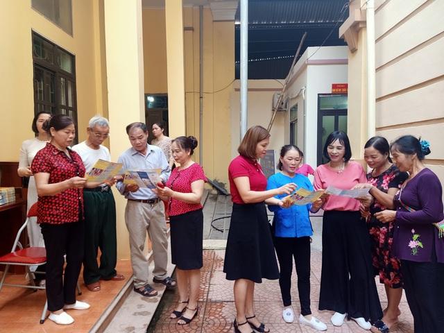 Bắc Giang đẩy mạnh các hoạt động truyền thông chăm sóc sức khỏe người cao tuổi - Ảnh 1.