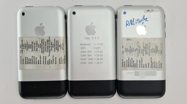 Hình ảnh hiếm của chiếc iPhone đời đầu - Ảnh 1.