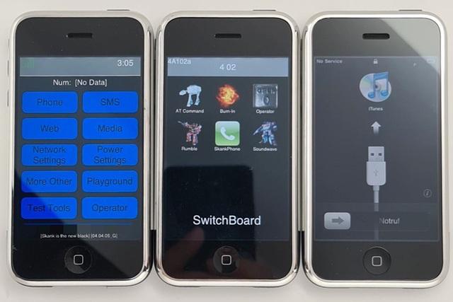 Hình ảnh hiếm của chiếc iPhone đời đầu - Ảnh 3.