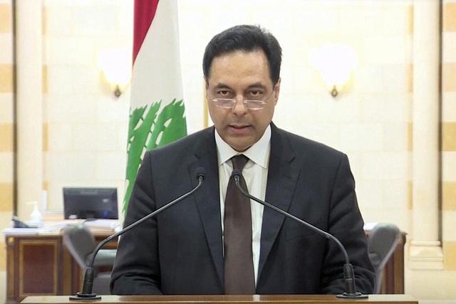 Thủ tướng Lebanon tuyên bố toàn bộ chính phủ từ chức - Ảnh 2.
