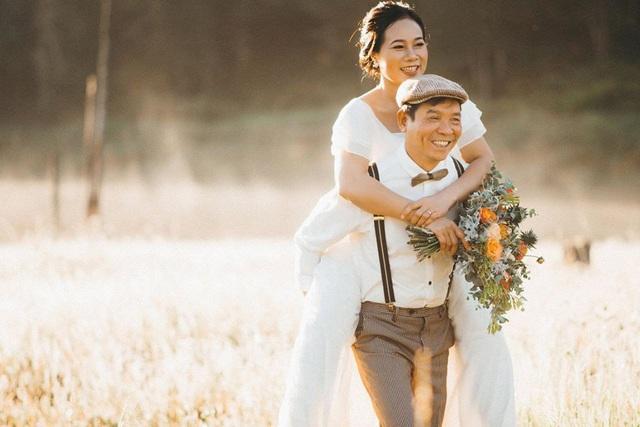 Bộ ảnh cực đặc biệt của cặp đôi U60: Những khoảnh khắc đánh liều ở Đà Lạt và nguyên tắc vàng làm nên cuộc hôn nhân hơn 2 thập kỷ - Ảnh 3.