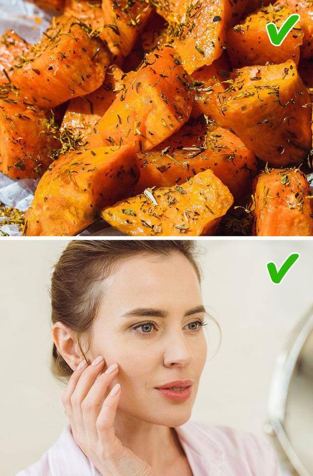 Ai đã từng bị mụn sẽ biết sẹo do mụn để lai xấu xí thế nào, thêm ngay 7 loại thực phẩm này vào bữa ăn để đánh bay sẹo mụn đáng ghét - Ảnh 4.
