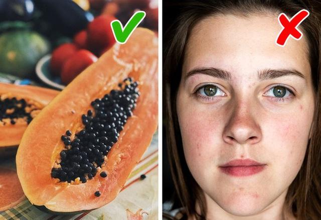 Ai đã từng bị mụn sẽ biết sẹo do mụn để lai xấu xí thế nào, thêm ngay 7 loại thực phẩm này vào bữa ăn để đánh bay sẹo mụn đáng ghét - Ảnh 5.