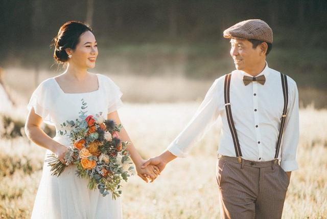 Bộ ảnh cực đặc biệt của cặp đôi U60: Những khoảnh khắc đánh liều ở Đà Lạt và nguyên tắc vàng làm nên cuộc hôn nhân hơn 2 thập kỷ - Ảnh 5.