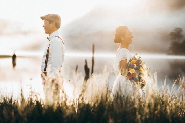 Bộ ảnh cực đặc biệt của cặp đôi U60: Những khoảnh khắc đánh liều ở Đà Lạt và nguyên tắc vàng làm nên cuộc hôn nhân hơn 2 thập kỷ - Ảnh 6.