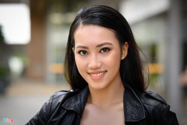 Học trò Võ Hoàng Yến cao 1,75 m thi Hoa hậu Việt Nam 2020 - Ảnh 1.