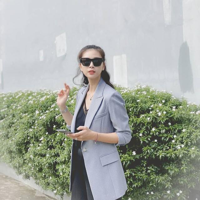 Học cách phối style công sở đơn giản mà chất lừ của Ngô Thanh Vân - Ảnh 8.