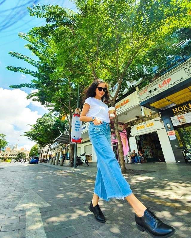 Học cách phối style công sở đơn giản mà chất lừ của Ngô Thanh Vân - Ảnh 9.