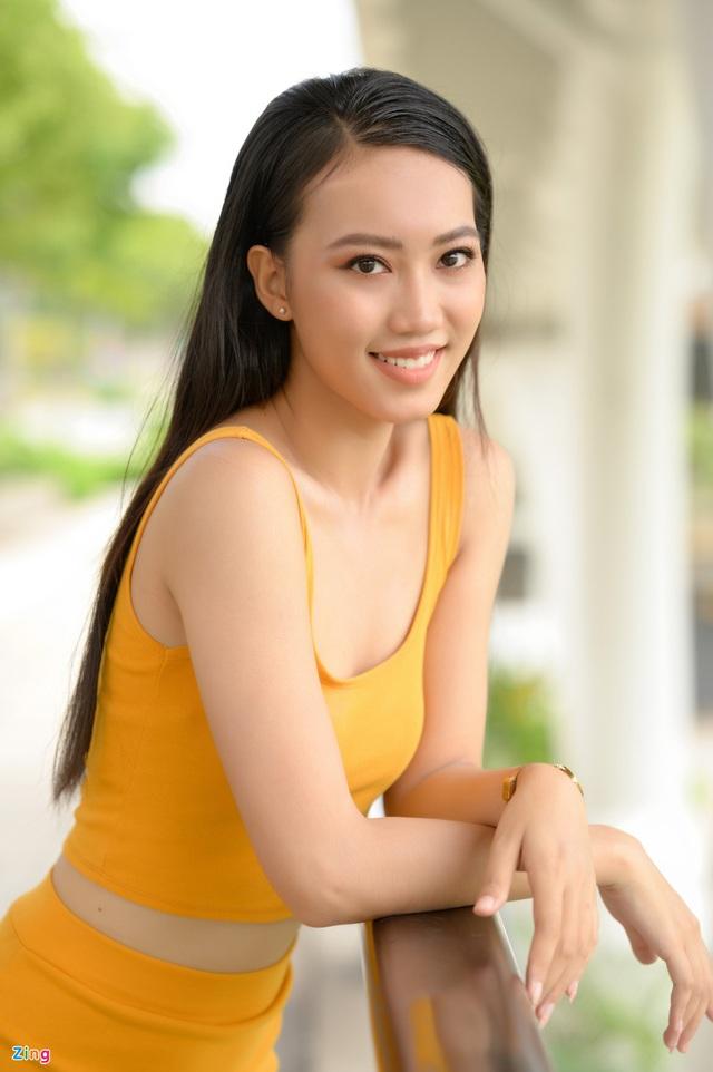 Học trò Võ Hoàng Yến cao 1,75 m thi Hoa hậu Việt Nam 2020 - Ảnh 4.