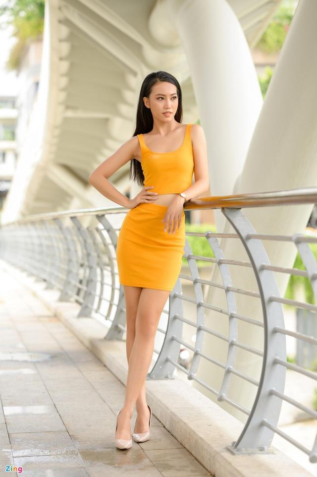 Học trò Võ Hoàng Yến cao 1,75 m thi Hoa hậu Việt Nam 2020 - Ảnh 5.