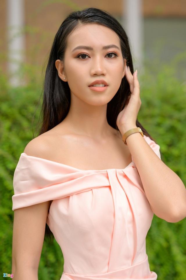 Học trò Võ Hoàng Yến cao 1,75 m thi Hoa hậu Việt Nam 2020 - Ảnh 7.