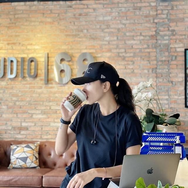 Học cách phối style công sở đơn giản mà chất lừ của Ngô Thanh Vân - Ảnh 5.