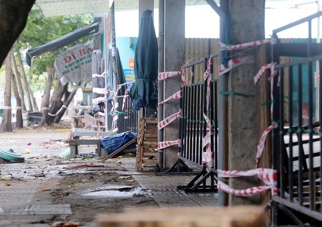 Có đến 3 trường hợp mắc COVID-19 đặt chân đến, Đà Nẵng đóng cửa một chợ dân sinh - Ảnh 4.