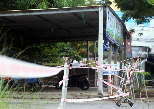 Có đến 3 trường hợp mắc COVID-19 đặt chân đến, Đà Nẵng đóng cửa một chợ dân sinh - Ảnh 5.