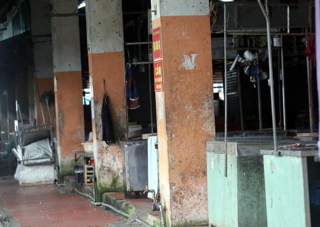Có đến 3 trường hợp mắc COVID-19 đặt chân đến, Đà Nẵng đóng cửa một chợ dân sinh - Ảnh 7.