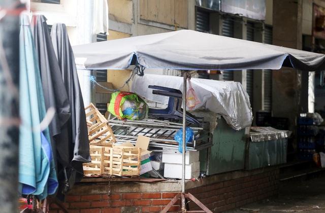 Có đến 3 trường hợp mắc COVID-19 đặt chân đến, Đà Nẵng đóng cửa một chợ dân sinh - Ảnh 9.