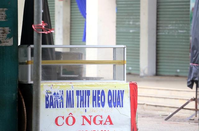Có đến 3 trường hợp mắc COVID-19 đặt chân đến, Đà Nẵng đóng cửa một chợ dân sinh - Ảnh 10.