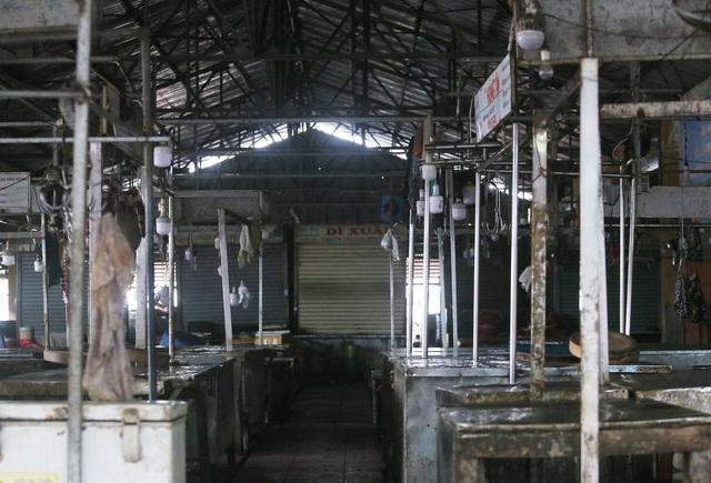 Có đến 3 trường hợp mắc COVID-19 đặt chân đến, Đà Nẵng đóng cửa một chợ dân sinh - Ảnh 6.