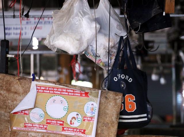 Có đến 3 trường hợp mắc COVID-19 đặt chân đến, Đà Nẵng đóng cửa một chợ dân sinh - Ảnh 11.