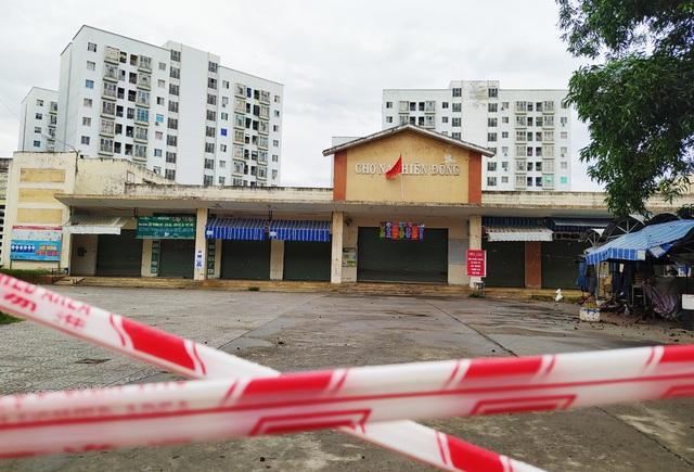 Có đến 3 trường hợp mắc COVID-19 đặt chân đến, Đà Nẵng đóng cửa một chợ dân sinh - Ảnh 3.