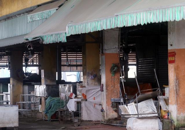 Có đến 3 trường hợp mắc COVID-19 đặt chân đến, Đà Nẵng đóng cửa một chợ dân sinh - Ảnh 13.