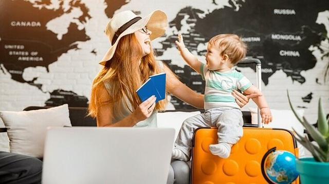6 lưu ý khi đưa trẻ đi du lịch - Ảnh 1.