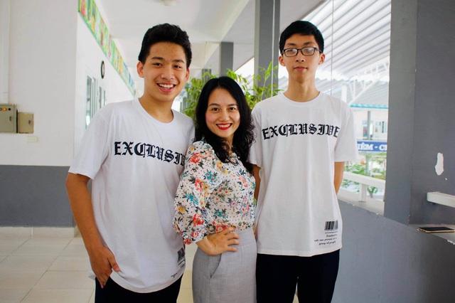 Nam sinh đỗ 6 lớp chuyên, là thủ khoa, á khoa trong kỳ thi tuyển sinh vào lớp 10 tại Hà Nội - Ảnh 5.