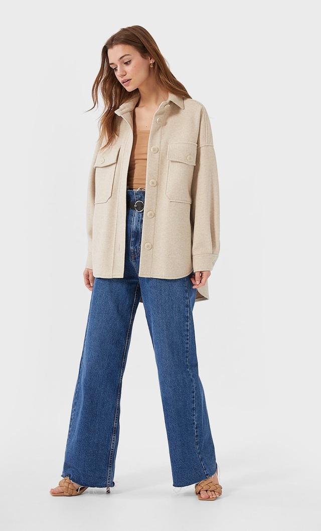 3 kiểu áo khoác đẹp lạ cuối hè đầu thu, kiểu đầu tiên chắc chắn khiến chị em công sở điên đảo muốn sở hữu ngay một chiếc - Ảnh 13.