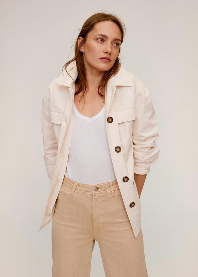3 kiểu áo khoác đẹp lạ cuối hè đầu thu, kiểu đầu tiên chắc chắn khiến chị em công sở điên đảo muốn sở hữu ngay một chiếc - Ảnh 12.