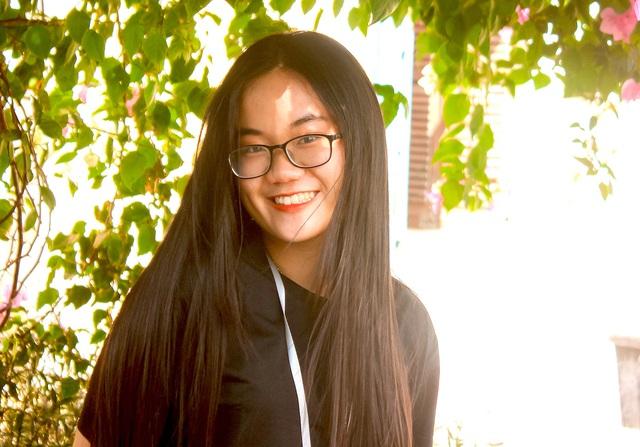 Nữ sinh tỉnh lẻ và hành trình giành học bổng 15 ĐH Mỹ - Ảnh 2.