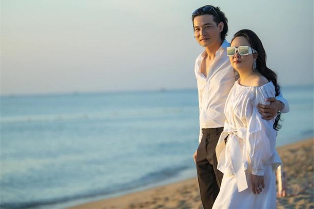 Bật mí vợ doanh nhân giàu có hơn 7 tuổi của Quách Ngọc Ngoan - Ảnh 12.