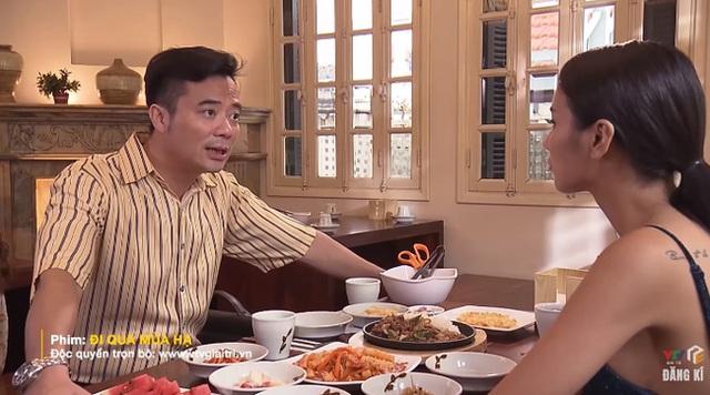 """Trùng hợp làm sao, phim của """"nam thần"""" hot nhất hôm nay Nguyễn Trọng Hưng cũng có cảnh chồng đi ngoại tình trơ trẽn đến đáng sợ - Ảnh 6."""