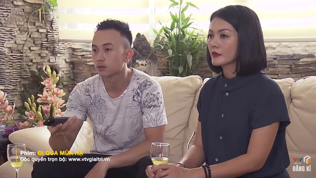 """Trùng hợp làm sao, phim của """"nam thần"""" hot nhất hôm nay Nguyễn Trọng Hưng cũng có cảnh chồng đi ngoại tình trơ trẽn đến đáng sợ - Ảnh 7."""